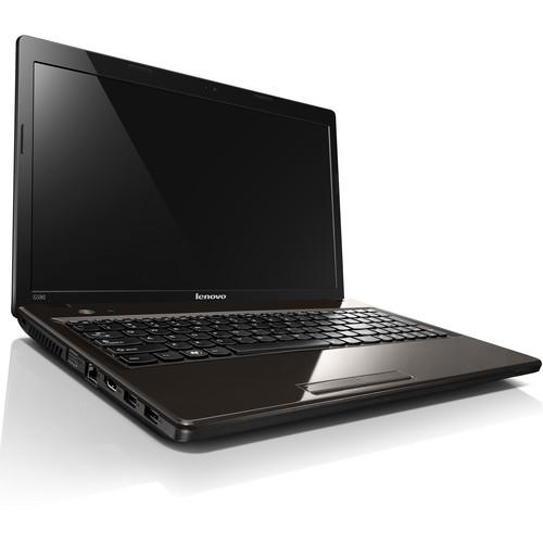 "Lenovo G580 15.6"" Intel Core i3-3120M Notebook Computer"