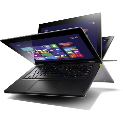 "Lenovo Ideapad Yoga 13 Convertible 13.3"" Multi-Touch Ultrabook Computer"