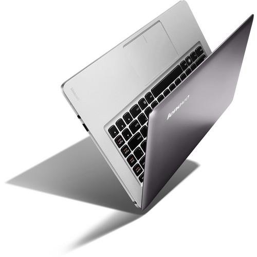 """Lenovo IdeaPad U310 Touch 13.3"""" Multi-Touch Ultrabook (Graphite Gray)"""