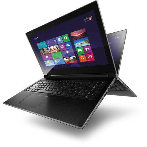 "Lenovo Ideapad Flex 15 Convertible 15.6"" Multi-Touch Notebook Computer"