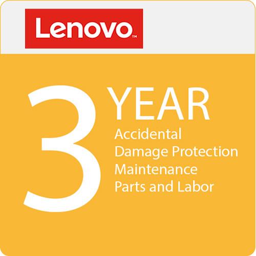 Lenovo 3-Year Accidental Damage Protection Warranty