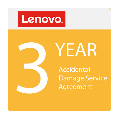 Lenovo Depot Customer Carry-In & Accidental Damage Protection Service Agreement (3-Year)