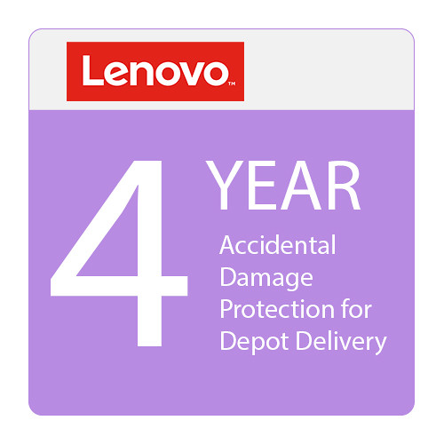 Lenovo 4-Year Accidental Damage Protection Warranty for Depot Delivery