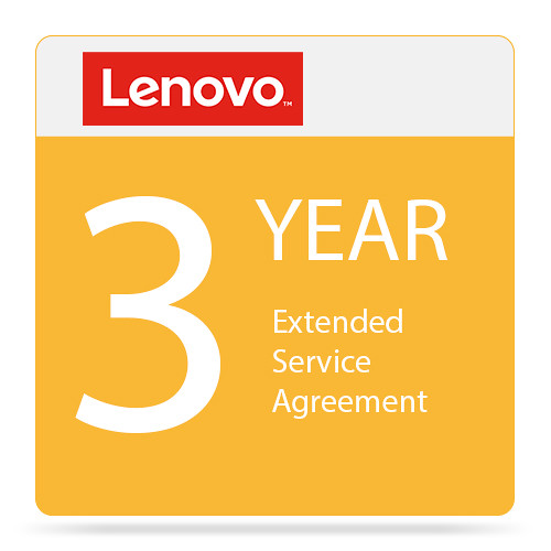 Lenovo 3-Year Onsite Warranty Extension with Accidental Damage Protection, Keep Your Drive, Sealed Battery, & Premier Support
