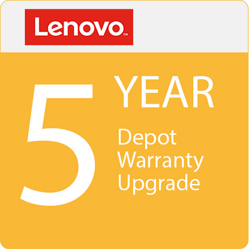 Lenovo 5-Year Depot Warranty Upgrade