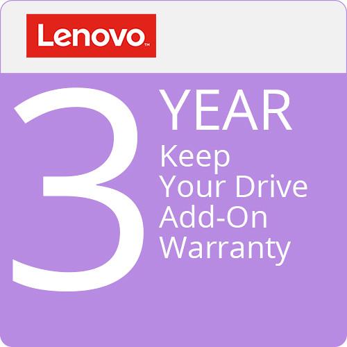 Lenovo Keep Your Drive 3-Year Add-On Warranty