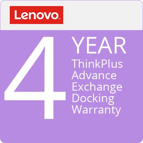 Lenovo 4-Year ThinkPlus Advanced Exchange Docking Warranty