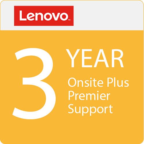 Lenovo 3-Year Premier Support with Onsite Next-Business-Day Labor