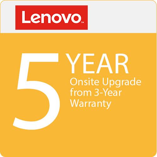 Lenovo 5-Year Onsite Upgrade from 3-Year Warranty