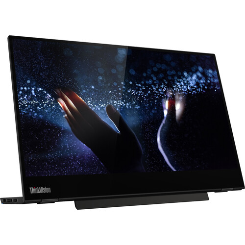 """Lenovo M14T 14"""" 16:9 Portable Multi-Touch IPS Monitor with Active Touch Pen"""
