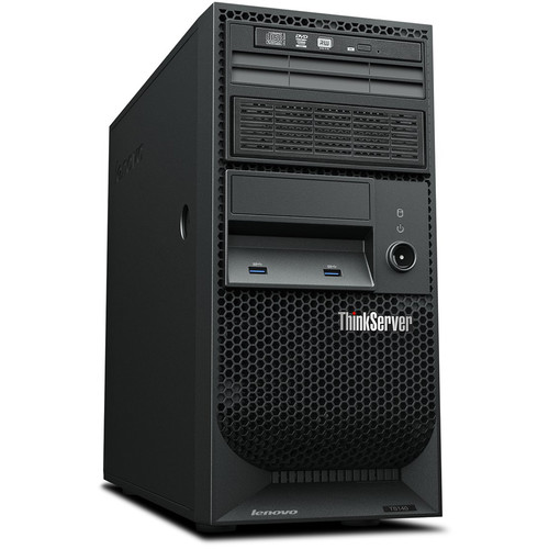 Lenovo Thinkserver TS140/Compact Tower/i3-4150/3 Bay/Raid