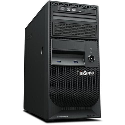 Lenovo Thinkserver TS140/Compact Tower/Xeon E3-1226v3/4 Bay/Raid/500GB