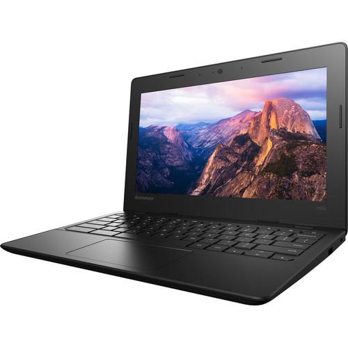 "Lenovo 11.6"" 100S 16GB Chromebook"