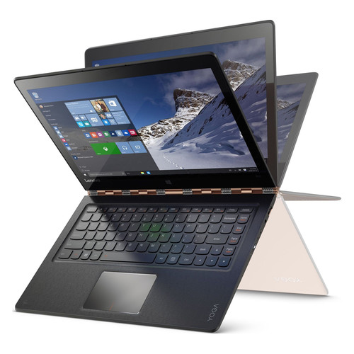 "Lenovo 13.3"" Yoga 900 Multi-Touch 2-in-1 Notebook (Platinum Silver)"