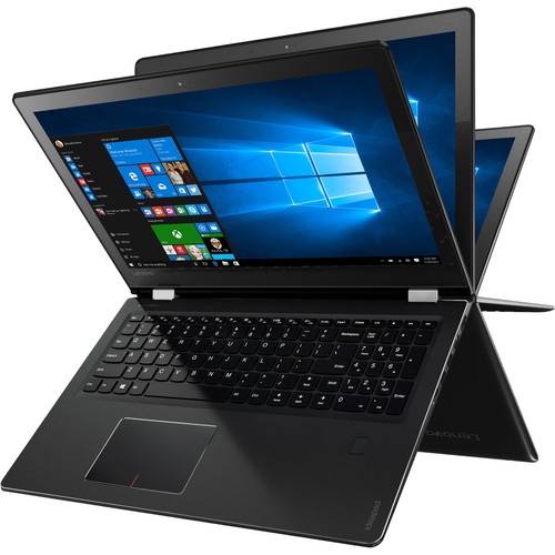 "Lenovo 15.6"" Flex 4 Series Multi-Touch 2-in-1 Notebook"