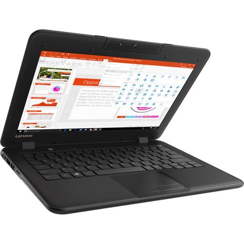 "Lenovo 11.6"" 100e Shape the Future Windows 10 Laptop"