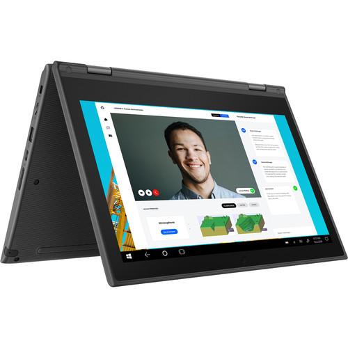 """Lenovo 11.6"""" 300e Multi-Touch 2-in-1 Laptop (2nd Gen)"""