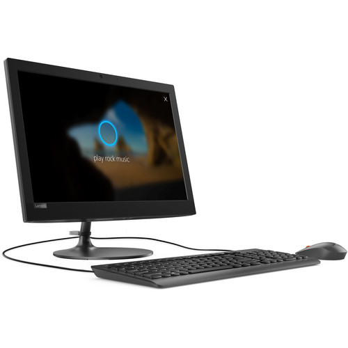 "Lenovo 19.5"" IdeaCentre All-in-One 330 Desktop Computer (Black)"
