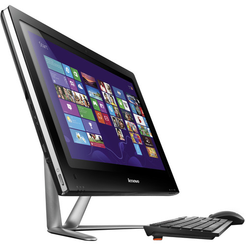 "Lenovo IdeaCentre C540 Touch 57315603 Multi-Touch 23"" All-in-One Desktop Computer"