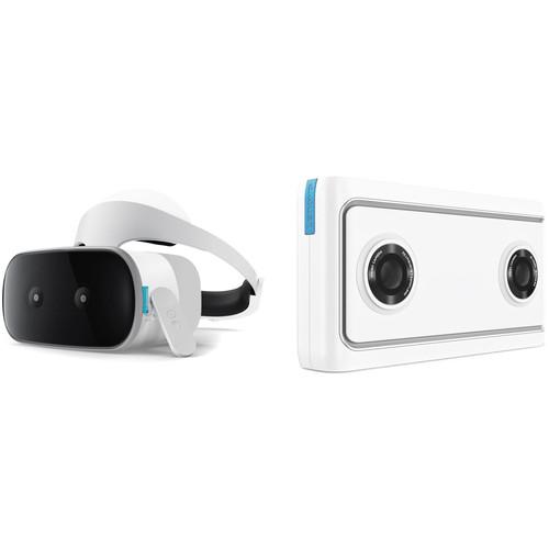 Lenovo Mirage Solo VR Headset & Mirage Camera Kit