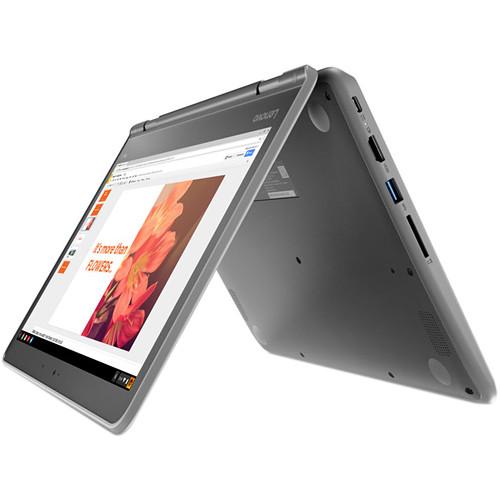"""Lenovo 11.6"""" 32GB Flex 11 Multi-Touch 2-in-1 Chromebook"""
