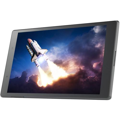 "Lenovo 8"" Tab 4 8 16GB Tablet (Wi-Fi Only, Slate Black)"