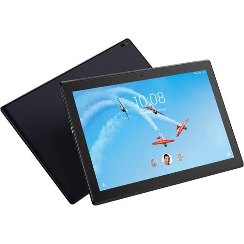 "Lenovo 10.1"" Tab 4 10 16GB Tablet (Wi-Fi Only, Slate Black)"
