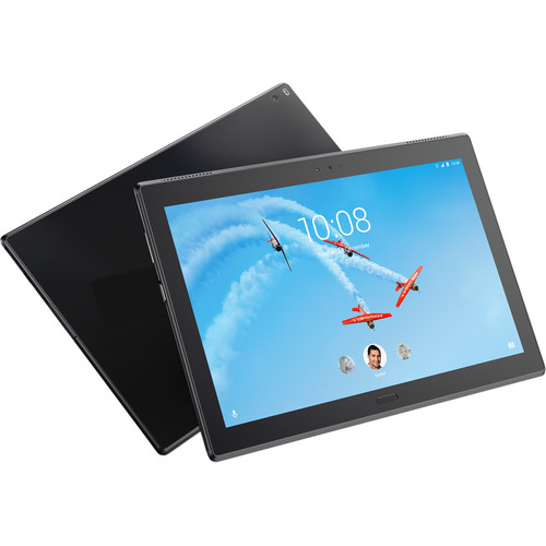 "Lenovo 10.1"" Tab 4 10 Plus 16GB Tablet (Wi-Fi/LTE, Slate Black)"
