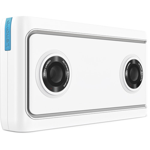 Lenovo Mirage Camera with Daydream, VR-Ready Photo and Video Camera