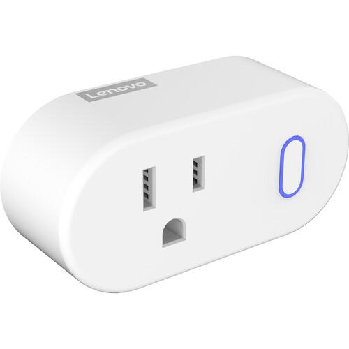 Lenovo WiFi Smart Plug with Energy Monitor