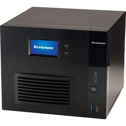 LenovoEMC Iomega ix4-300d 4-Bay Network Storage (4TB)