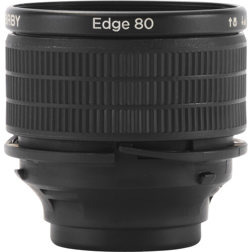 Lensbaby Edge 80 and Sweet 50 Optics with Macro Converter Extension Rings Kit
