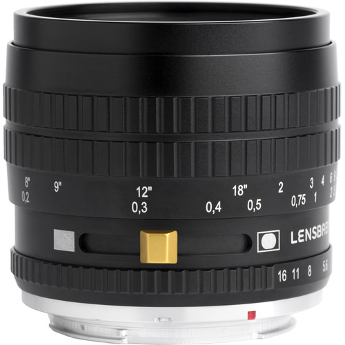 Lensbaby Burnside 35mm f/2.8 Lens for Sony E