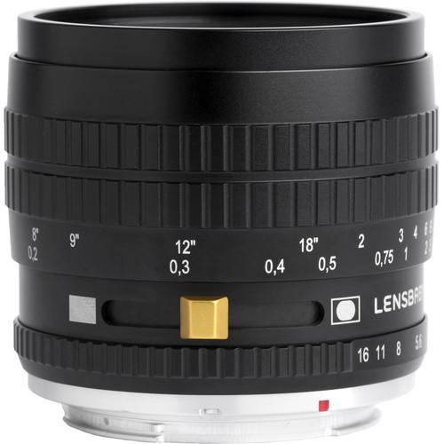 Lensbaby Burnside 35mm f/2.8 Lens for Sony E