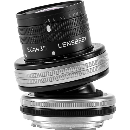 Lensbaby Composer Pro II with Sweet 35 Optic for Canon RF
