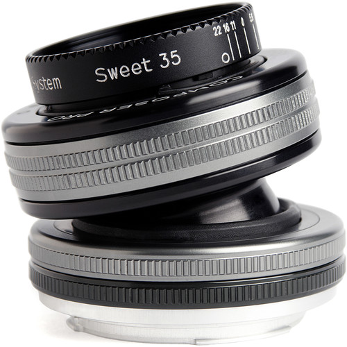 Lensbaby Composer Pro II with Sweet 35 Optic for Pentax K