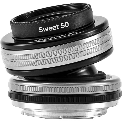 Lensbaby Composer Pro II with Sweet 50 Optic for Nikon F