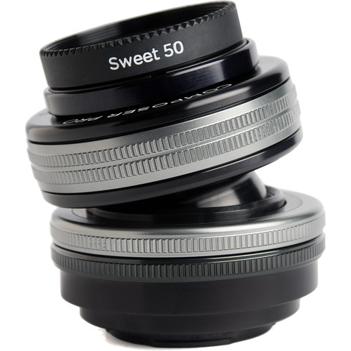 Lensbaby Composer Pro II with Sweet 50 Optic for Sony A