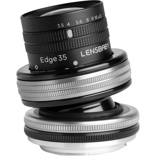 Lensbaby Composer Pro II w/ Edge 35 Optic for Nikon F