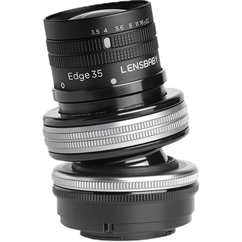 Lensbaby Composer Pro II with Edge 35 Optic for Nikon Z