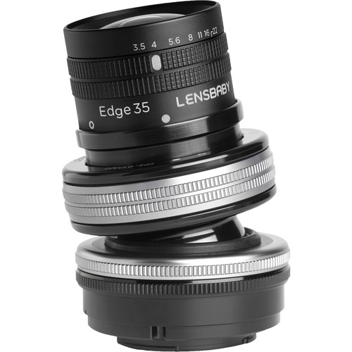 Lensbaby Composer Pro II w/ Edge 35 Optic for Sony E