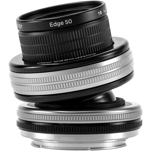 Lensbaby Composer Pro II with Edge 50 Optic for Canon RF