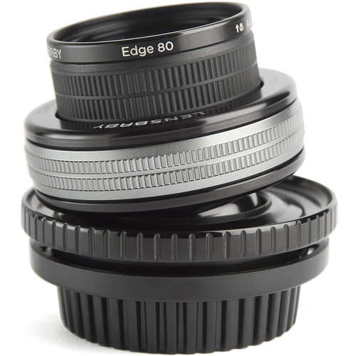 Lensbaby Composer Pro II with Edge 80 Optic for PL