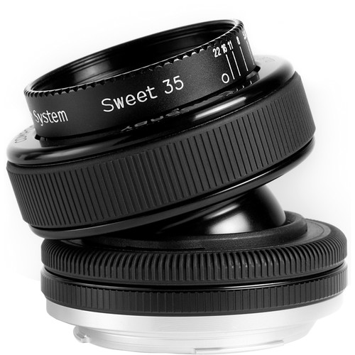Lensbaby Composer Pro with Sweet 35 Optic for Micro Four Thirds