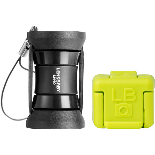 Lensbaby LM-10 Mobile Mount Bundle for iPhone 5/5s