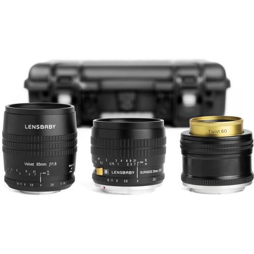 Lensbaby Pro Kit for Nikon F