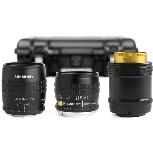 Lensbaby Pro Kit for Sony E