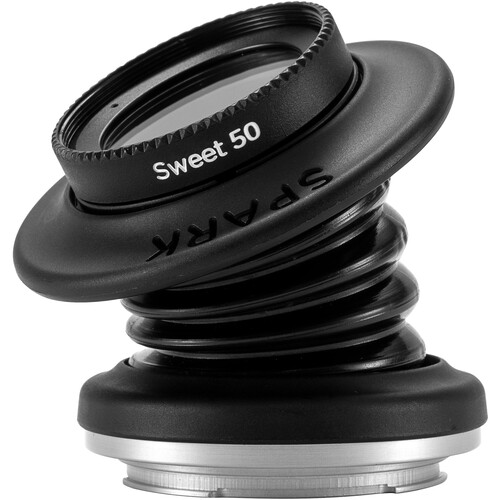 Lensbaby Spark 2.0 with Sweet 50 Optic for Canon EF