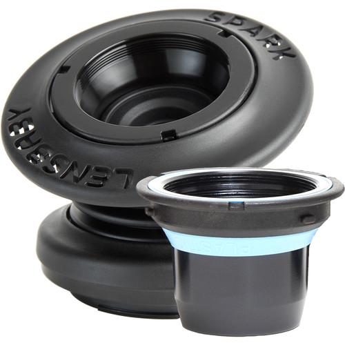 Spark LBSPBC 50mm f/5.6 Lens
