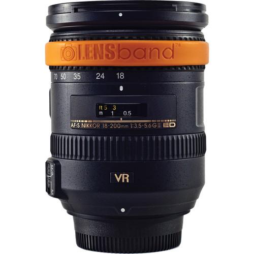 LENSband Lens Band MINI (Orange)